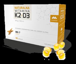 Naturalna K2+D3