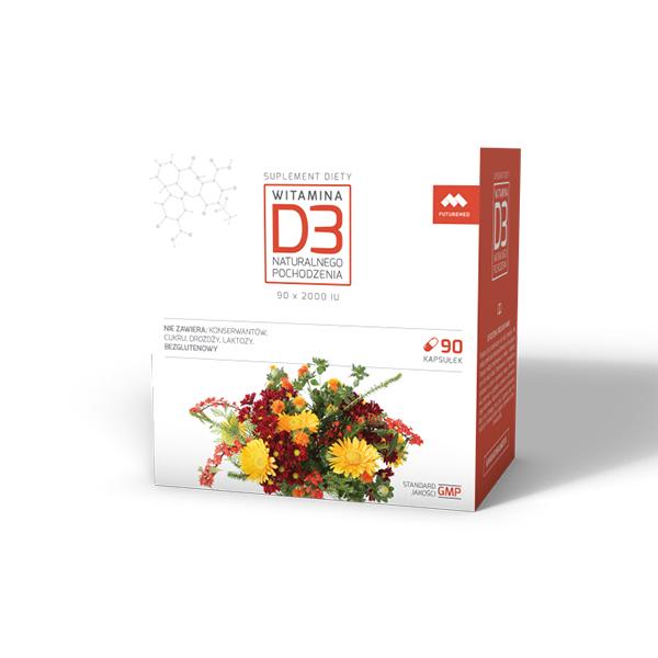 Naturalna witamina D3