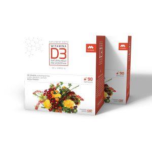 Pakiet 2 witamin D3
